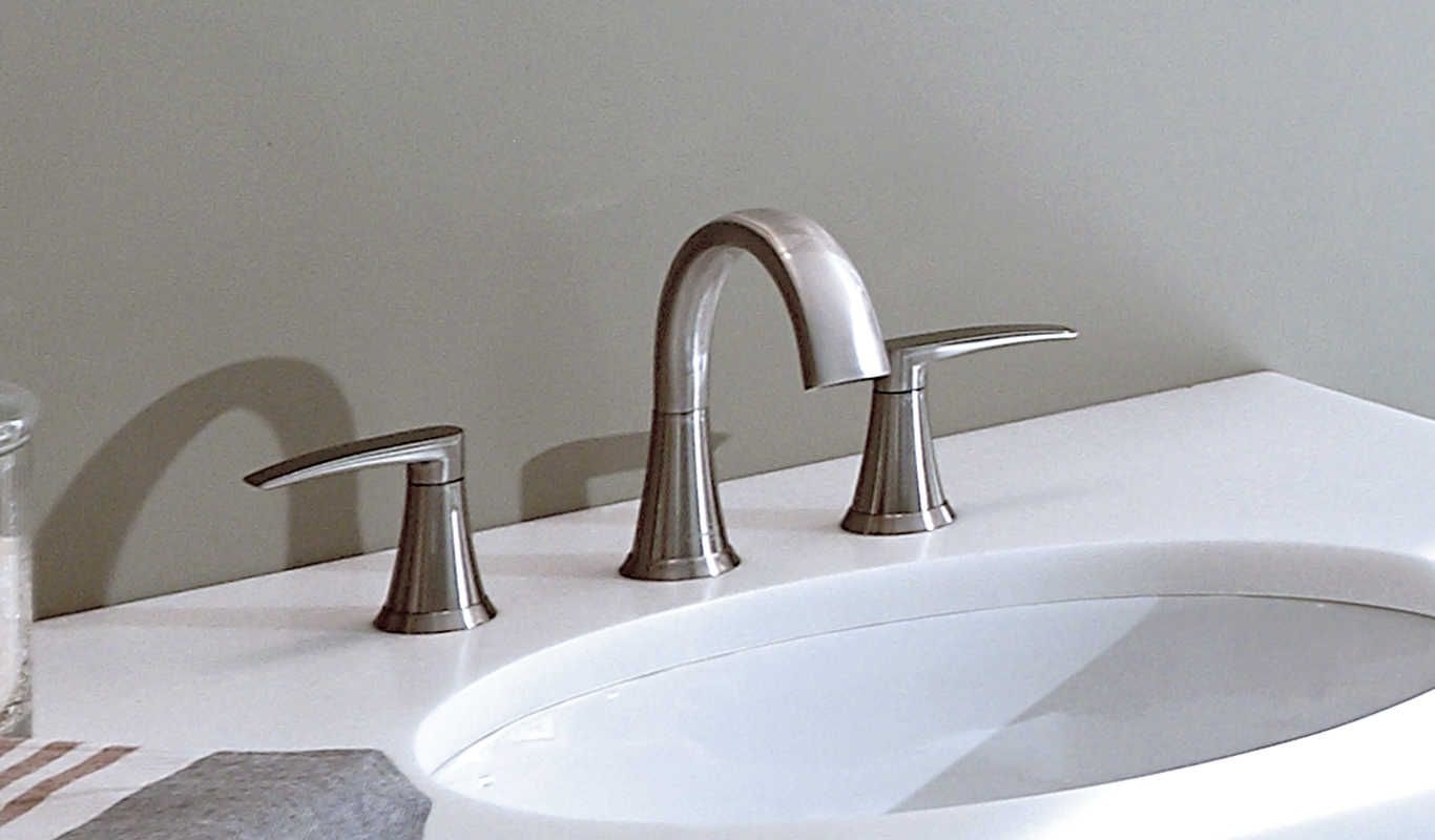 Lyndsay Widespread Faucet | Faucet, Jacuzzi and Kid bathrooms