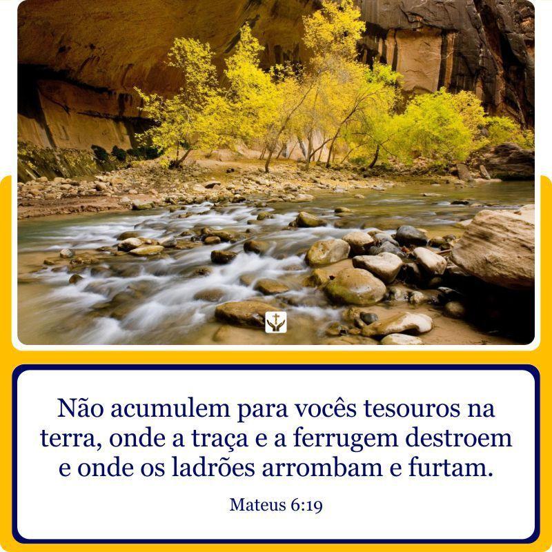 Mateus 6:19