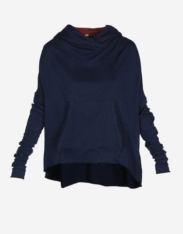 Hooded sweatshirt Women - Sweat shirts Women on Y-3 Online Store