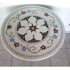 Resultado de imagem para tampo de mesa em mosaico