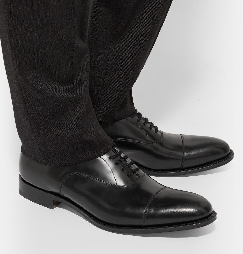 cheap sale Inexpensive Church's Dubai Polished-Leather Oxford Shoes sale big discount cheap recommend 0FLGy