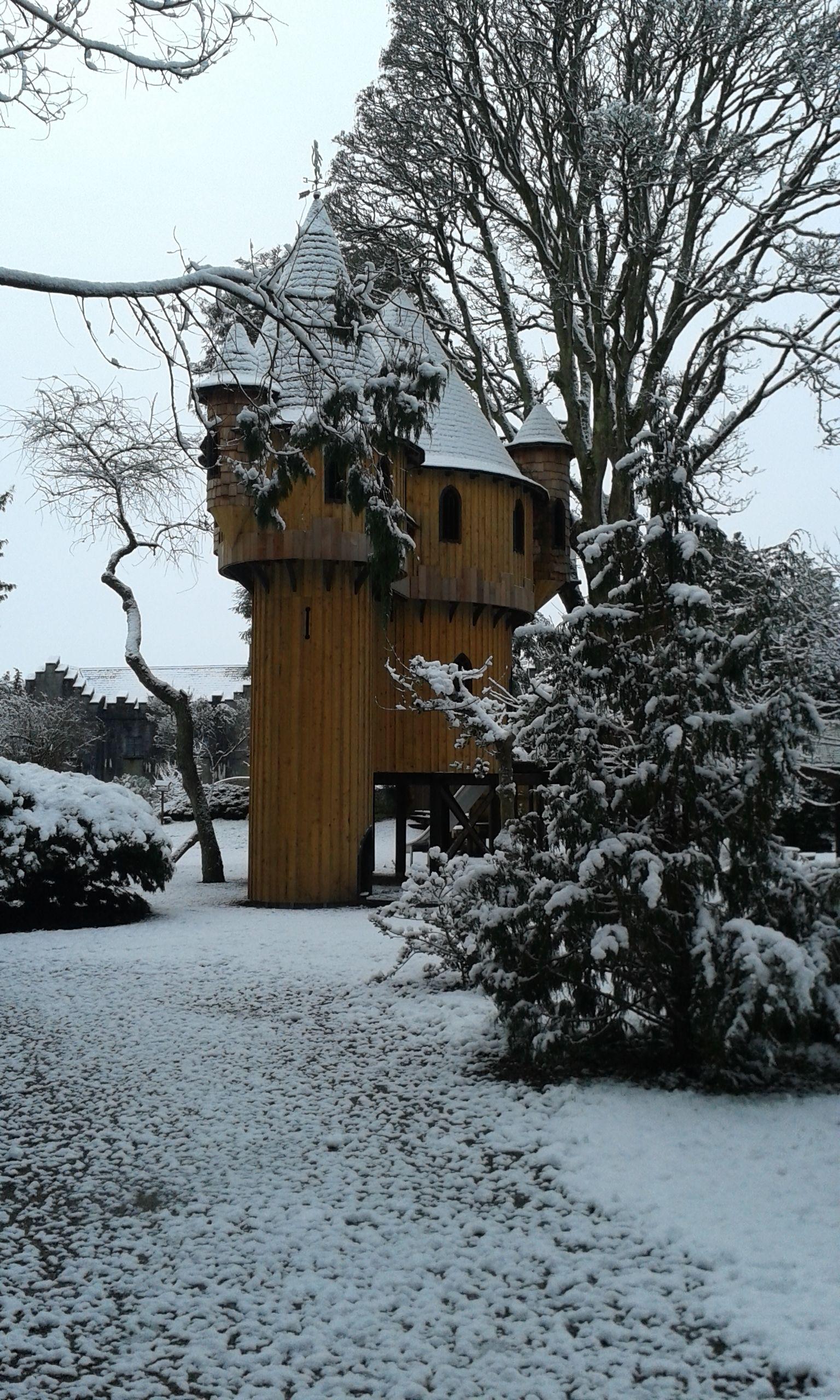 Treehouse At Birr Castle Gardens