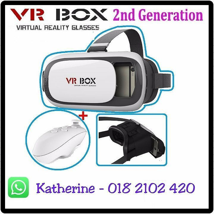 Vr box RM55 Control use batteryRM25 Control use chager