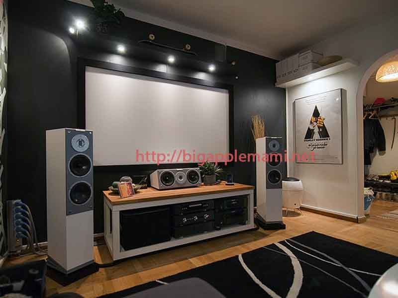 Cool Living Room Audio System #sound #system #for #living #room