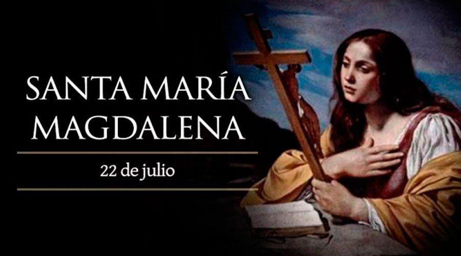 Papa Francisco eleva celebración de Santa María Magdalena al rango de fiesta