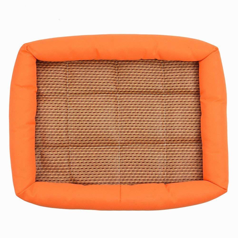 Foerteng Pet Cooling Mat Puppy Comfort Bed Self Cooling Pad Pet