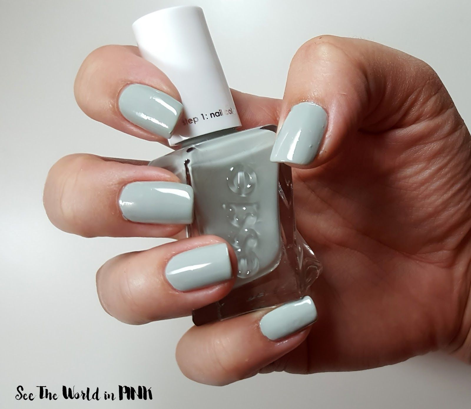 Manicure Tuesday - Essie Gel Couture Polish in \