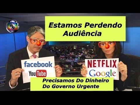 Resultado de imagem para a globo governa o brasil