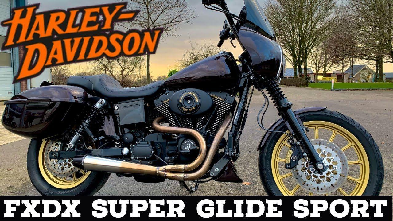 Fxdx Dyna 2000 Super Glide Sport Harley Davidson Club
