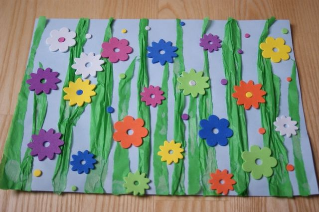 Lato Na Lace Lato I Wakacje Prace Plastyczne Edukacyjne Spring Crafts Flower Crafts Crafts