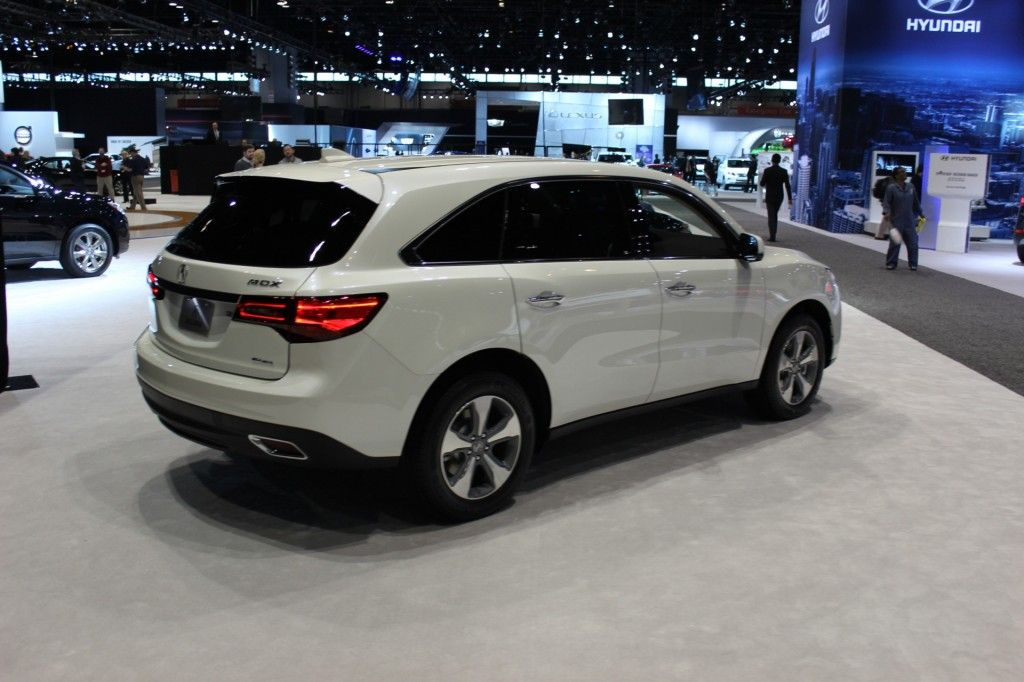 price rear mdx changes view specs acura review exterior
