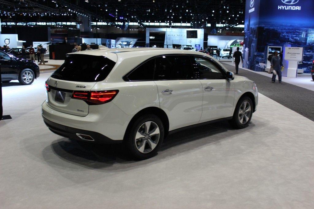 Acura MDX Changes Redesign Models Httpfuturecarrelease - Acura mdx competitors