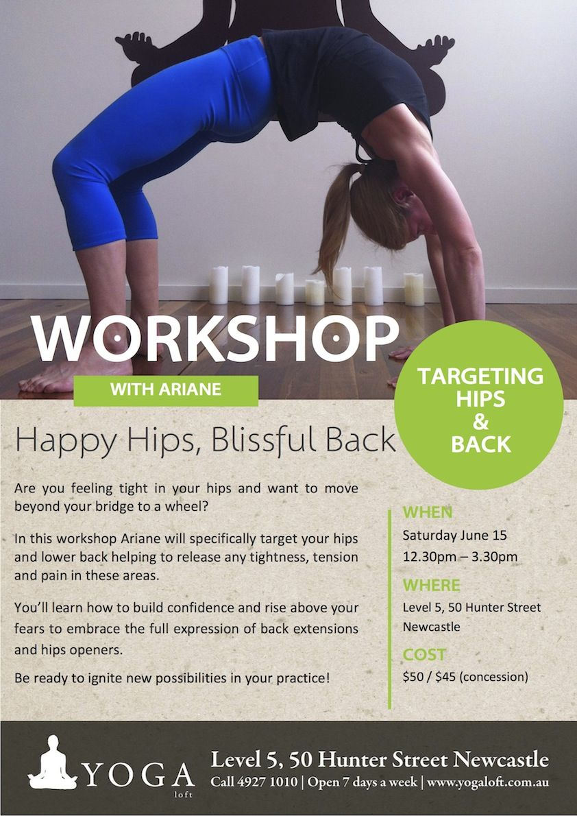 Yoga and Hot Power Yoga classes at Newcastle Yoga studio ...
