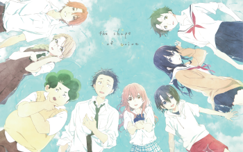 HD Wallpaper Background ID826263 A silent voice