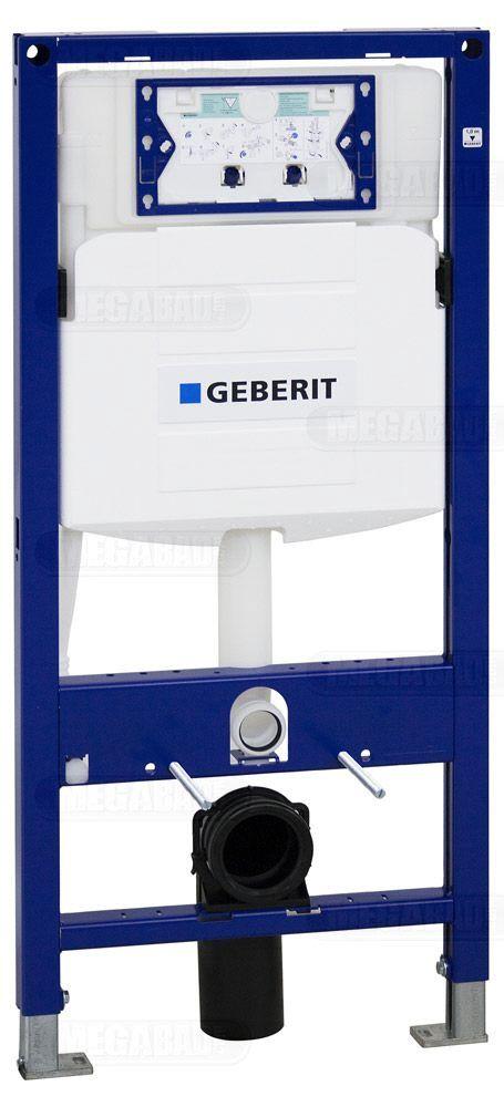 Geberit Duofix 111.300.00.5, Höhe 112 cm mit Sigma UP-Spülkasten 12 cm - MEGABAD