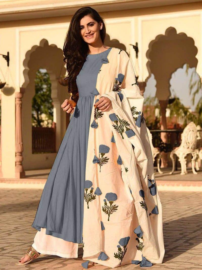 Indian Desinger Salwar Kmaeez Bollywood Ramzan Special Salwar Suit Heavy Dress