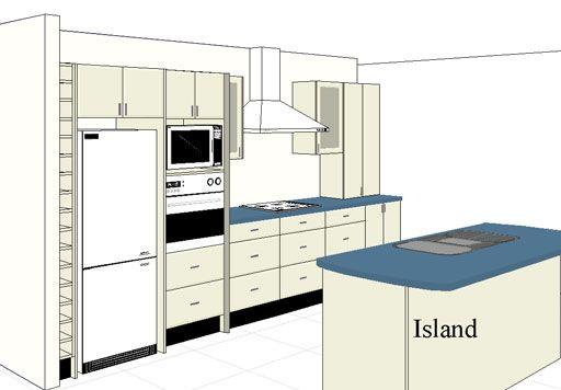 kitchen design kuala lumpur i shape kitchen layout with island basically this but switch the on kitchen layout ideas with island id=57091