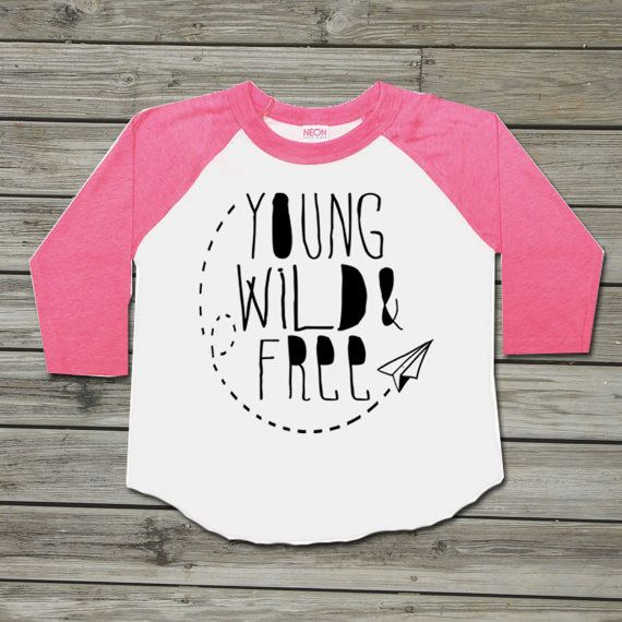 Trendy Baby Girl Clothes Toddler 2 Year Old Birthday Gift New Mom Raglan Tee Outfit 4 Funny Onsies