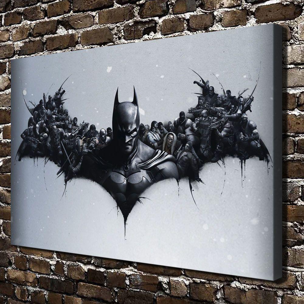 dc batman paintings hd print on canvas home decor wall art dc batman paintings hd print on canvas home decor wall art pictures posters
