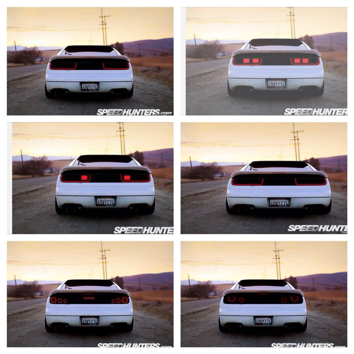 Custom Z32 300zx Tail Lights Cars Pinterest Nissan Nissan