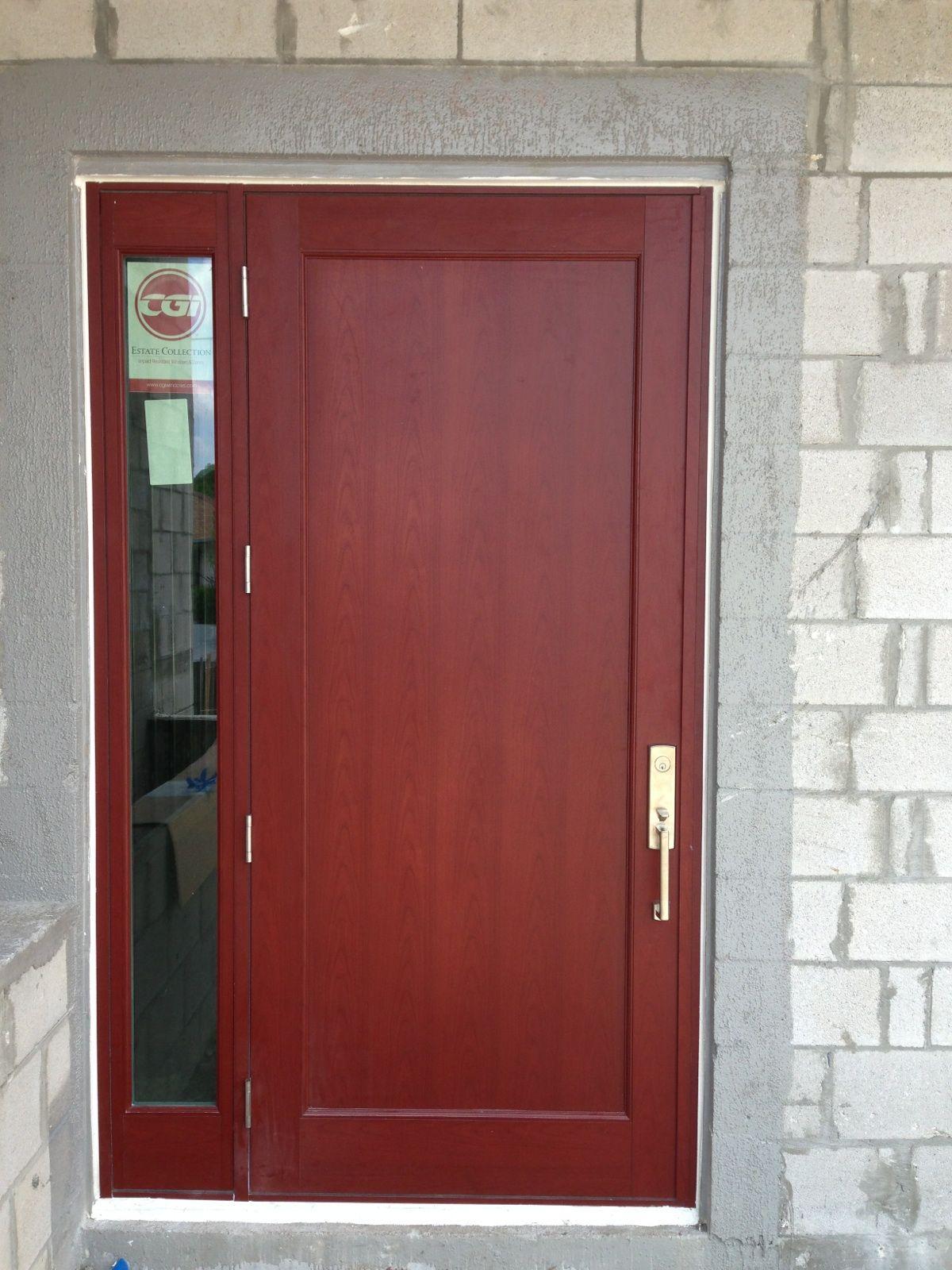 Estate Collection Aspen Door By Cgi Windows And Doors