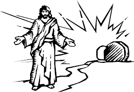 40+ Empty tomb clipart black and white information