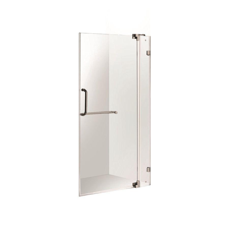 Vigo 30 In To 36 In Frameless Pivot Shower Door 686 Lowes