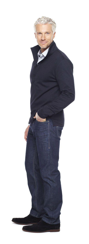 claiborne sportshirt and straight jeans men 39 s must haves pinterest mode und m nner. Black Bedroom Furniture Sets. Home Design Ideas