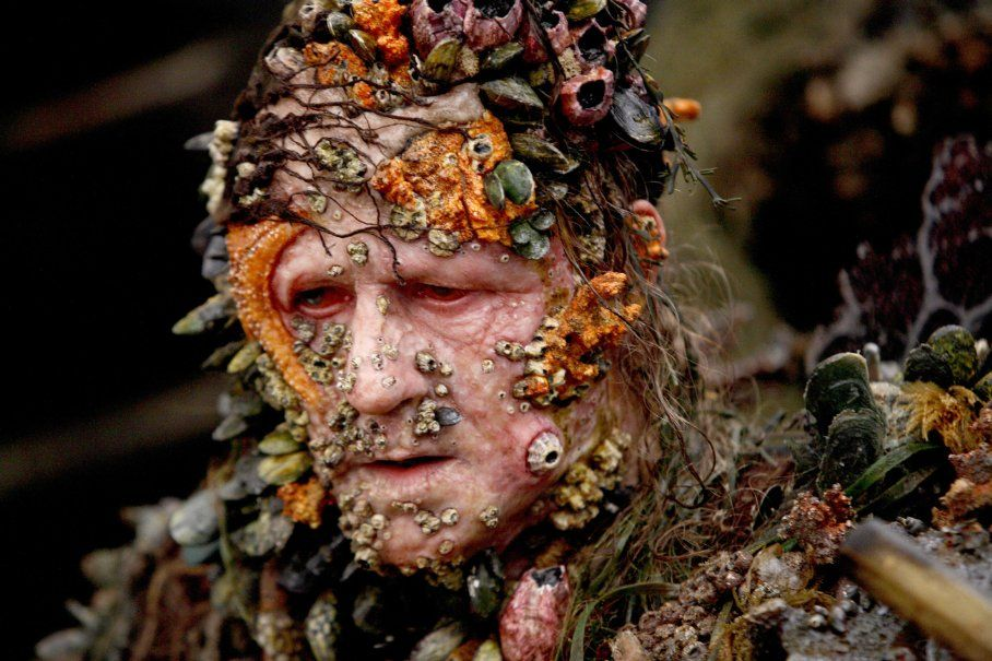 BOOTSTRAP BILL TURNER (Stellan Skarsgård) ~ PIRATES OF THE