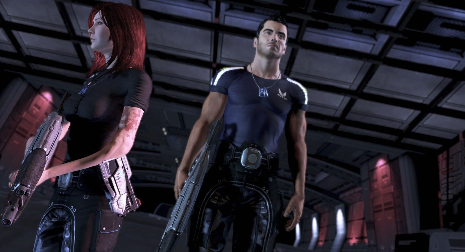 Mass Effect 3 Casual Outfits Mod