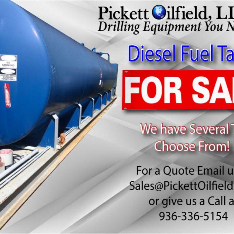 Diesel tanks for sale in 2020 oilfield diesel fuel diesel