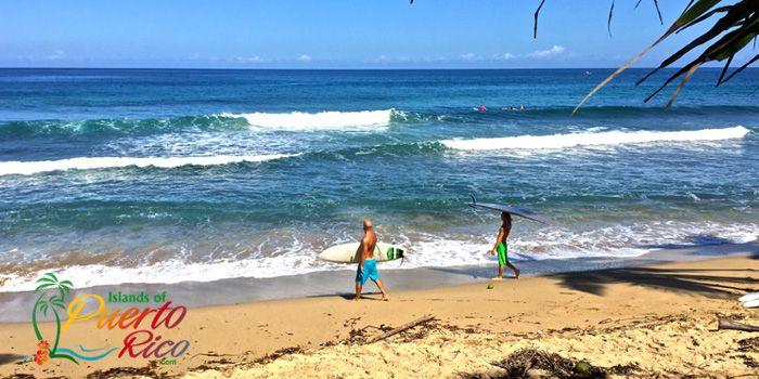Puerto Rico Beaches Best Rincon