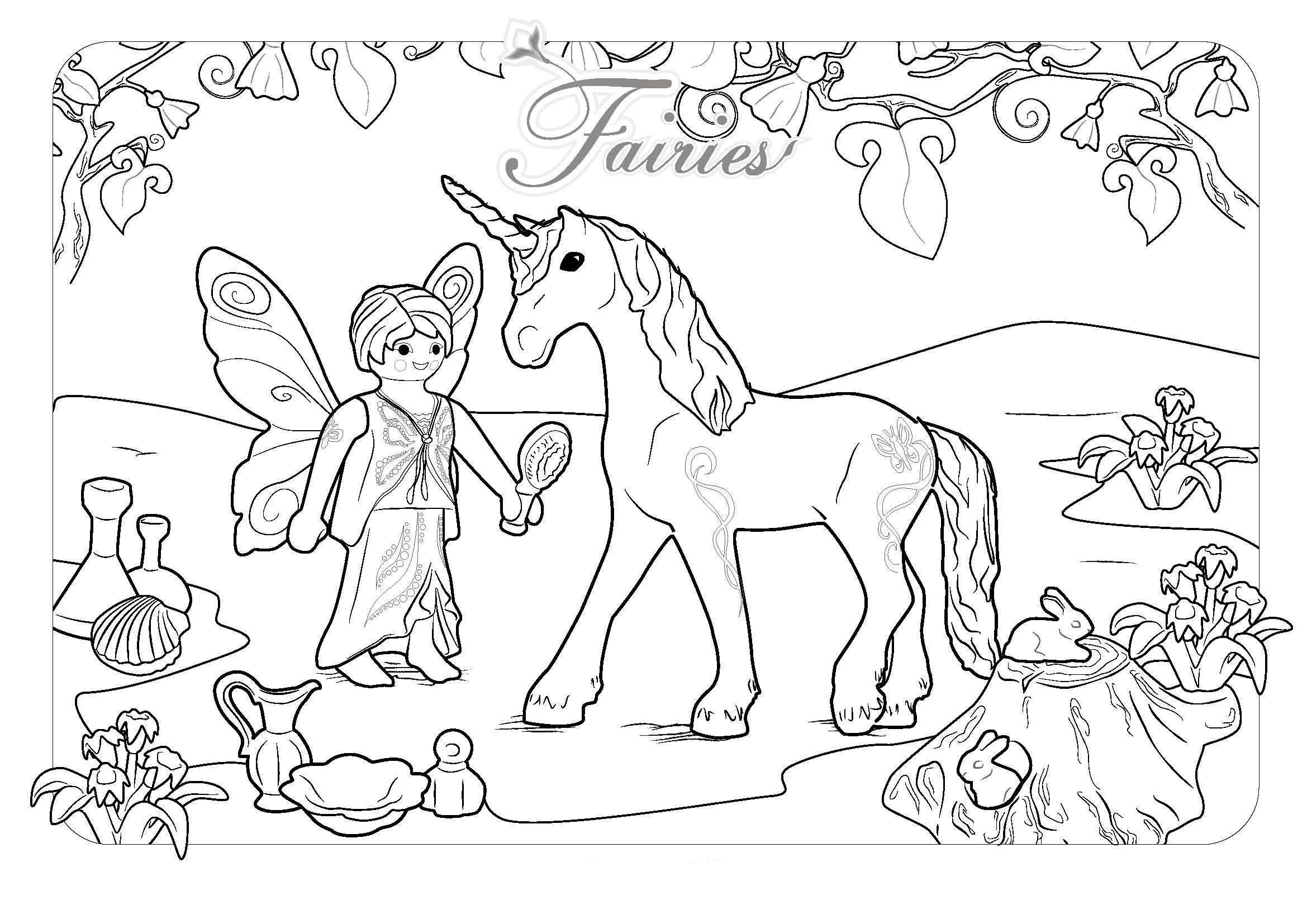 Resultado De Imagem Para Desenhos Para Colorir Unicornio Playmobil Ausmalbilder Ausmalbilder Ausmalen