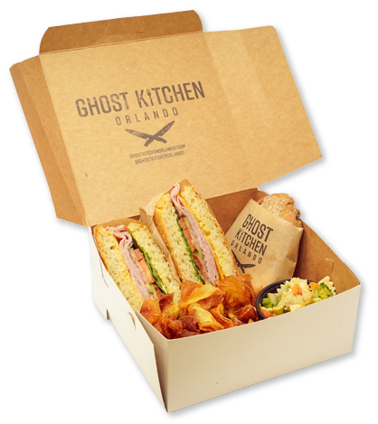 Ghost Kitchen Orlando Crafted, Fresh. Wholesome. in 2020