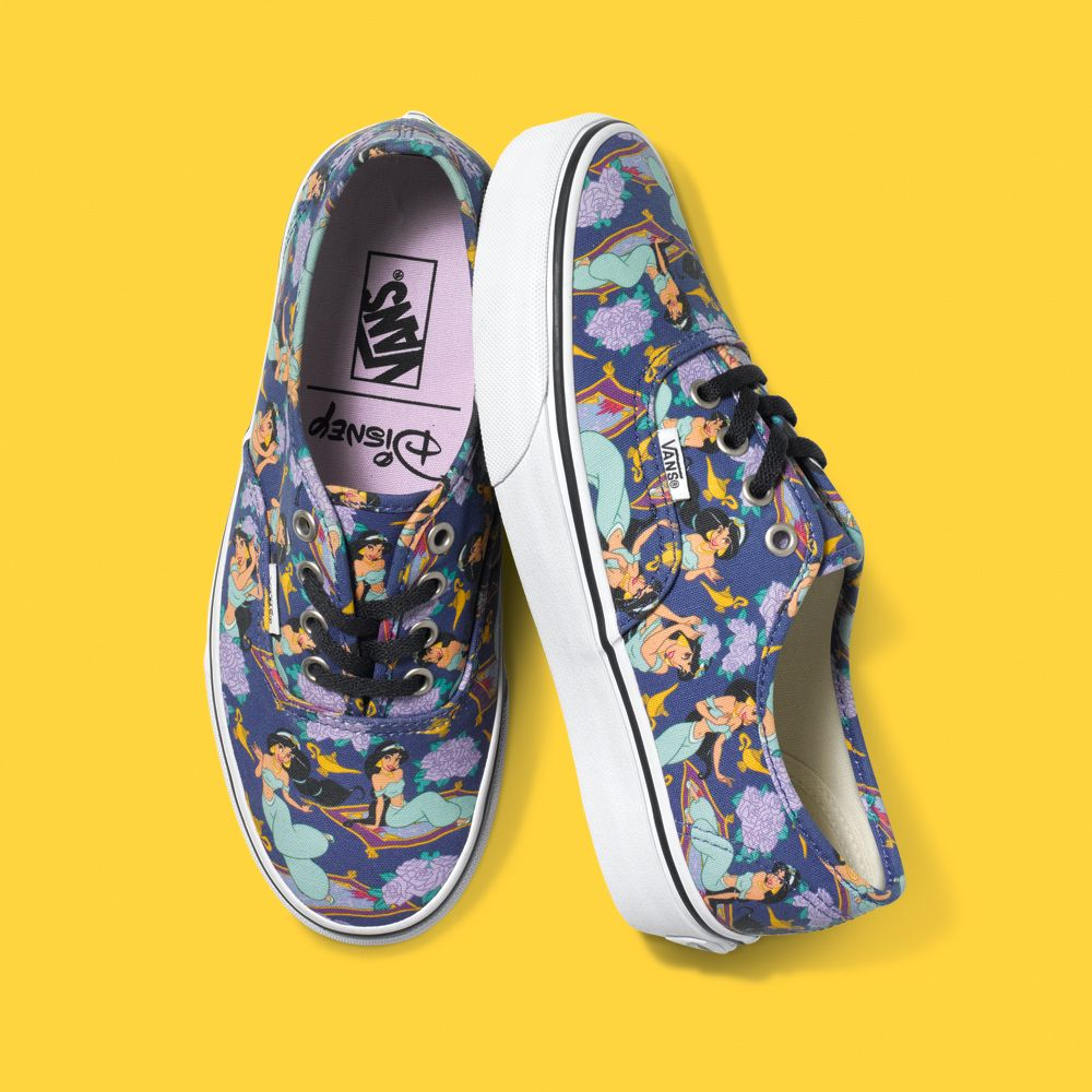 a93850a00a0 The Disney Princess and Vans Collection is Pure Shoe Magic
