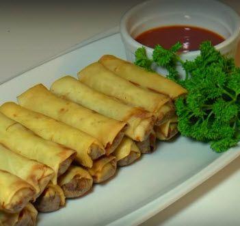 Spring Rolls Shanghai Filipino Style recipe - Fresh Recipes
