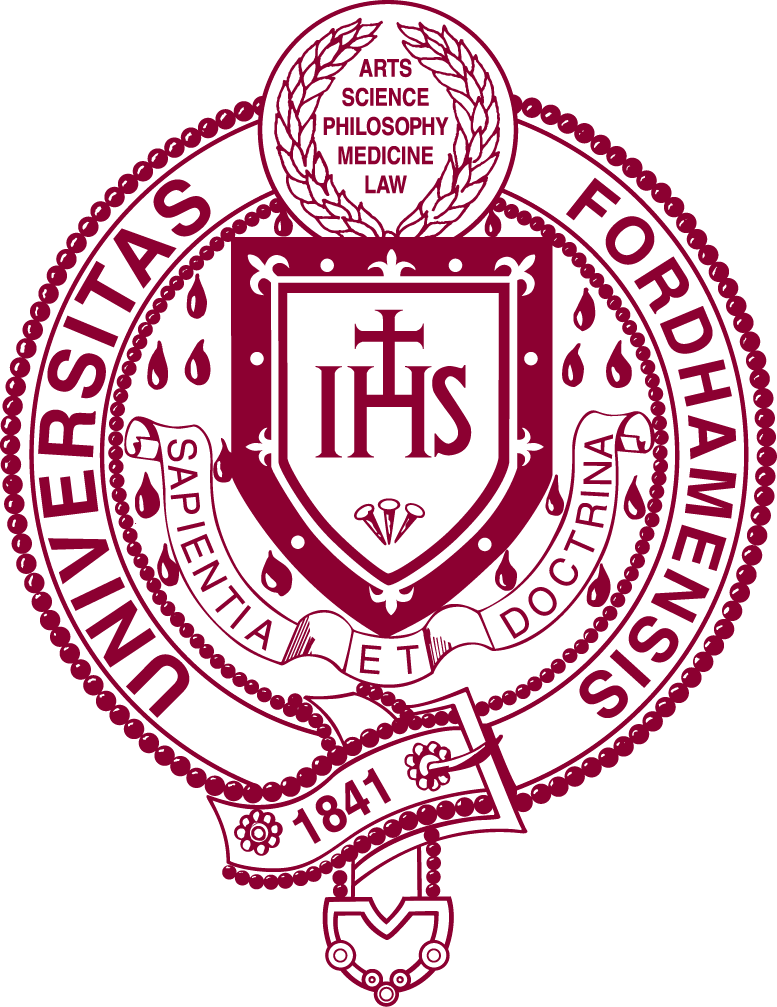 Download free Fordham University Logo vector brand, emblem