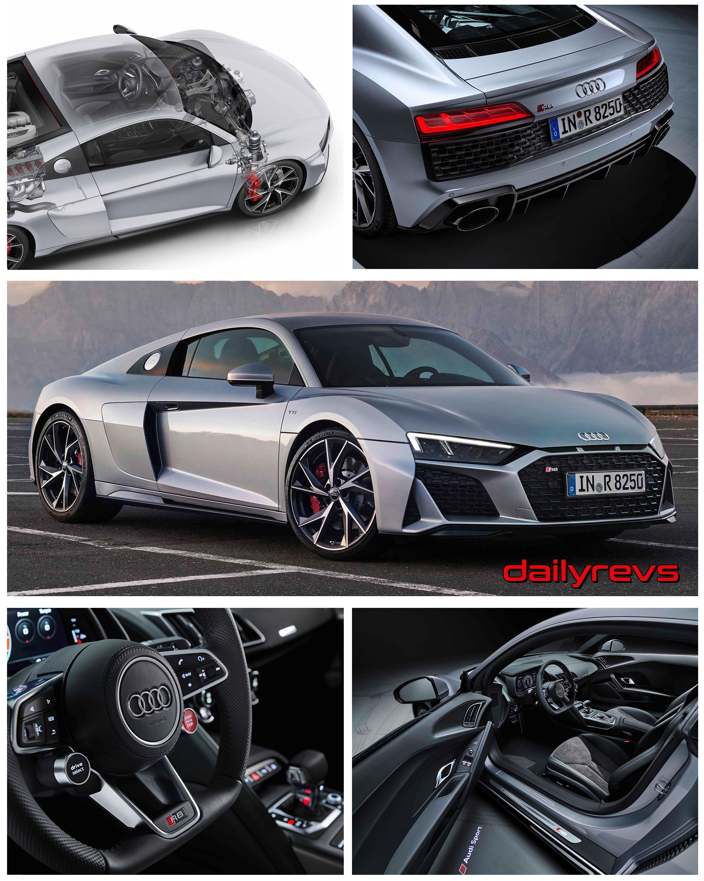 2020 Audi R8 V10 Rwd Coupe Dailyrevs Com Audir8 2020 Audi R8 V10 Rwd Coupe Hd Pictures Specs Informations Videos Dailyrevs Audi R8 V10 Audi R8 Audi