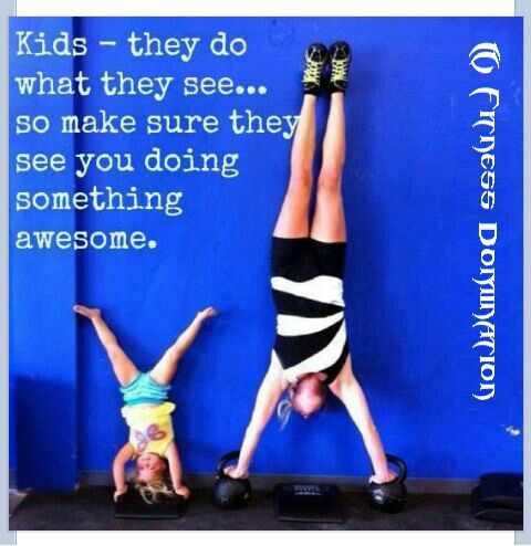 Be A Role Model This Is So True My Kids Will Be Able To Look