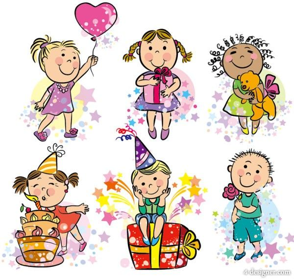 Happy Childrens Day Kid Concept Stock Vector - Illustration of childhood,  happiness: 133740506