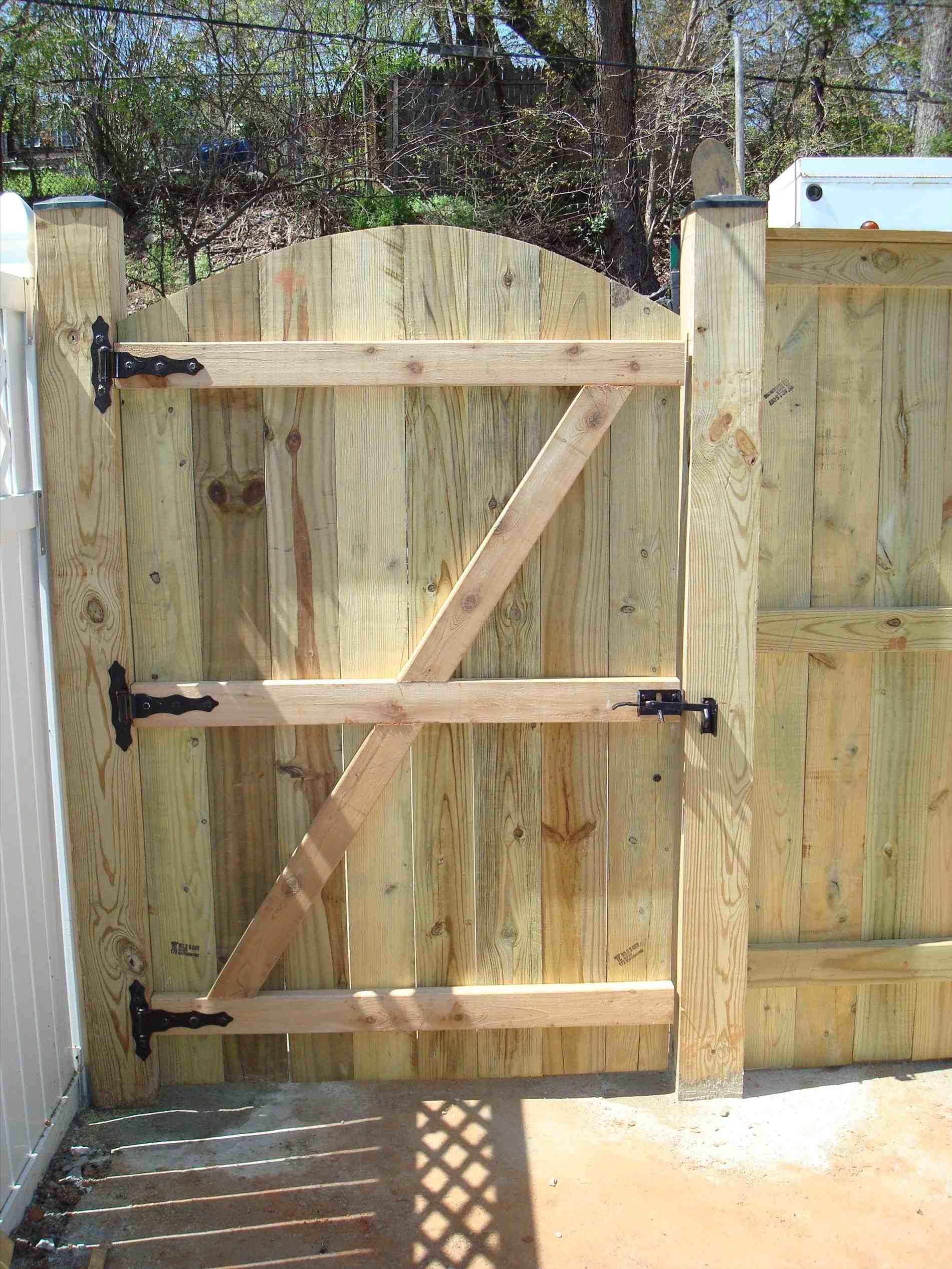 Backyard Wood Fence Gate Wood Fence Gate Designs Wood Fence