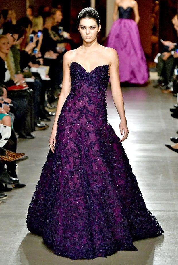 Kendall Jenner\'s Runway Modeling Looks: Pictures | Oscar de la Renta