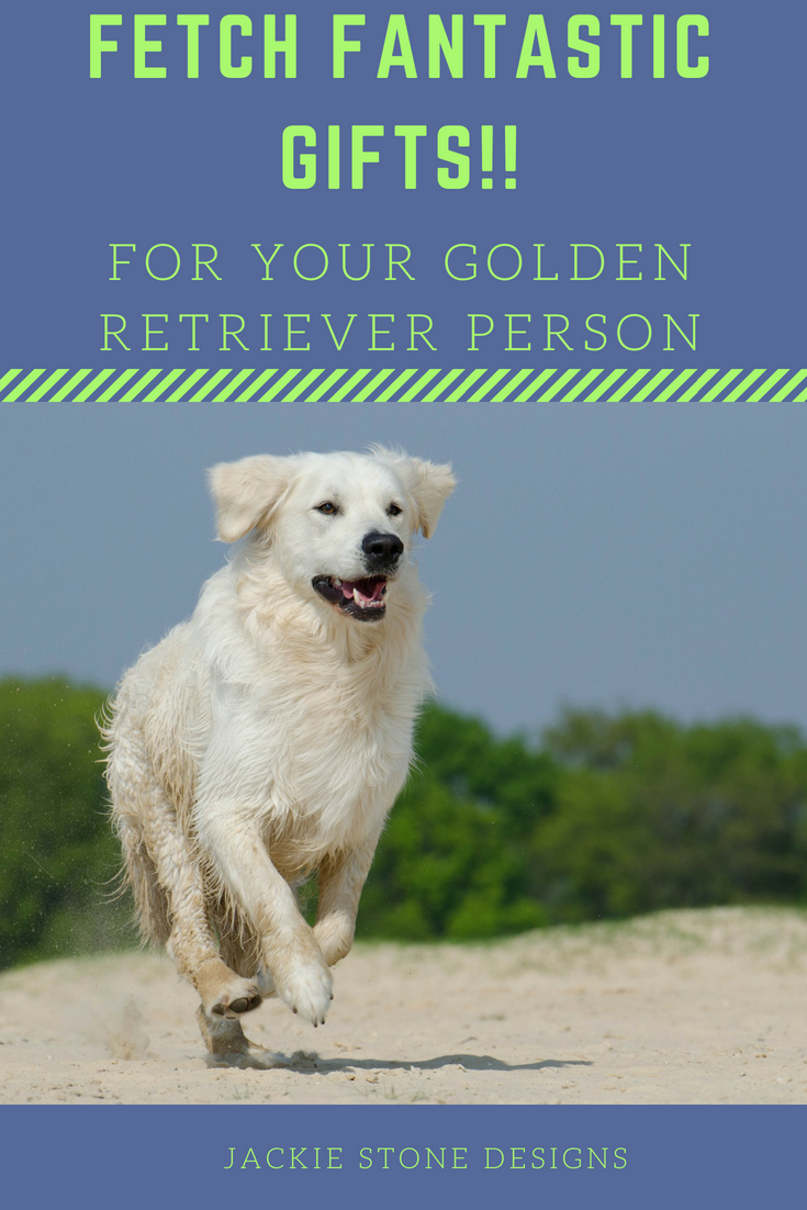 Fetch These Fantastic Handmade Gifts For A Golden Retriever Lover