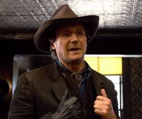 A Million Ways to Die in the West Trailer: Liam Neeson as ...
