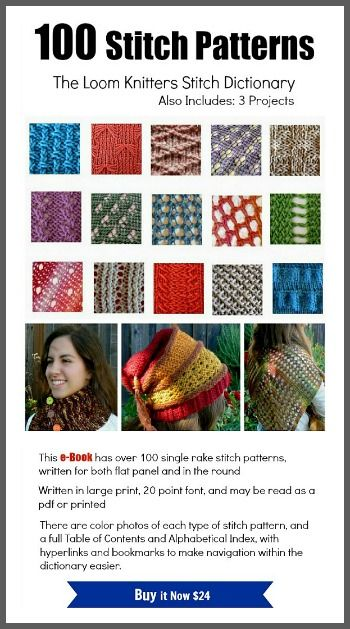 Loom A Hat How To Loom Free Loom Knitting Patterns And Video