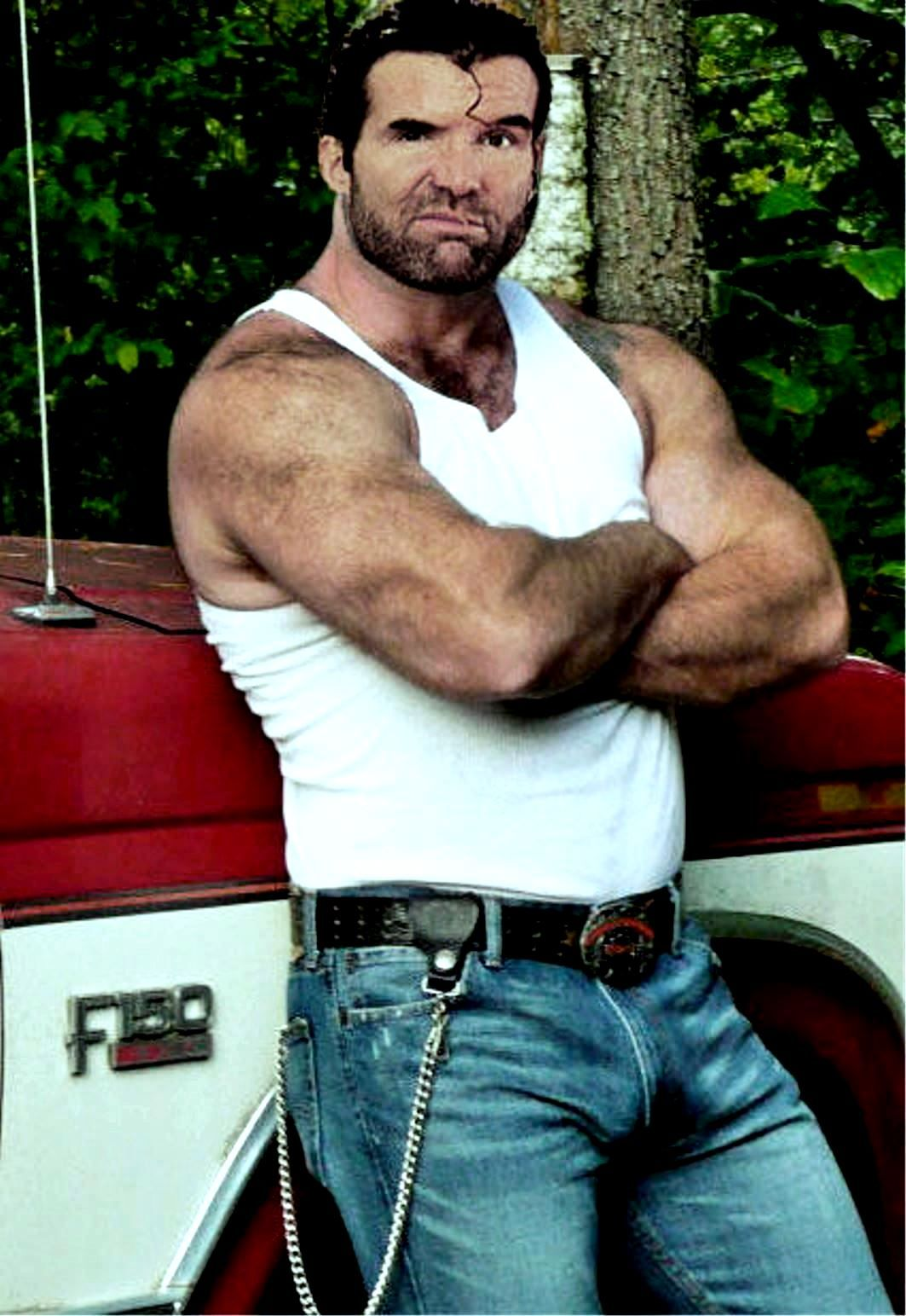 Pin by Craig Terry on Bear dudes 1 | Hairy muscle men