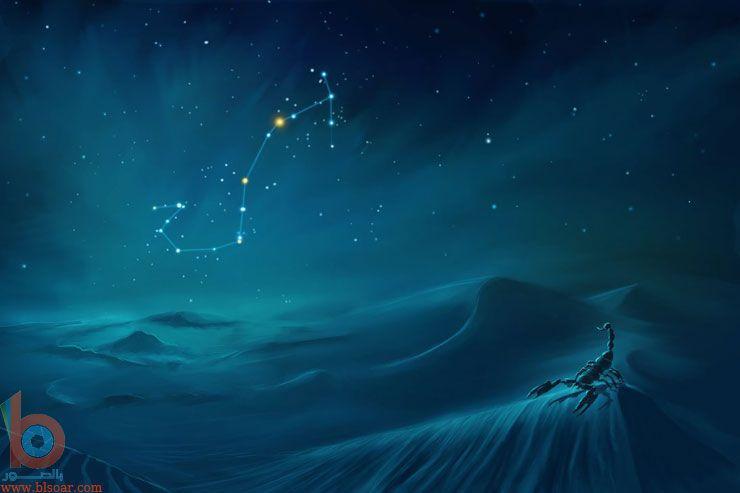 برج العقرب Constellations Painting Star Painting
