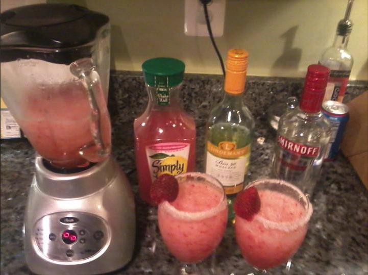 recipe: vodka berry smoothie [30]