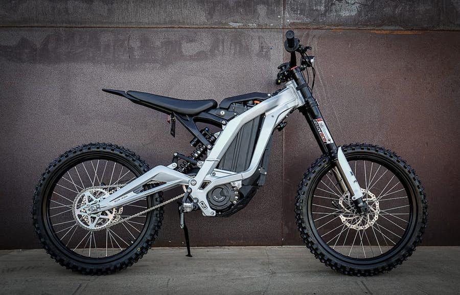 Luna Sur Ron Sepeda Gunung Sepeda Motor