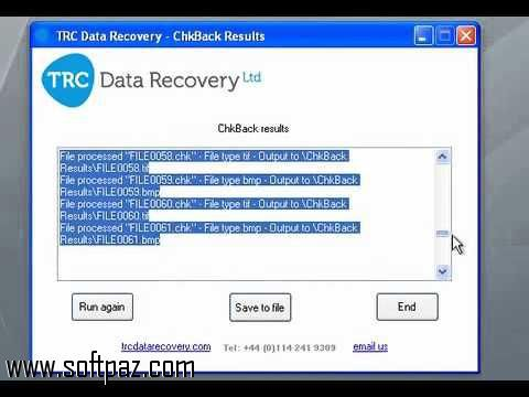 Download TRC Chk-Back setup at breakneck speeds with resume support ...